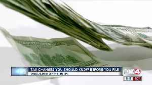 Tax refunds could still be delayed despite short-term deal to end government shutdown [Video]