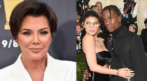 Kris Jenner CLEARS UP Kylie Jenner & Travis Scott Marriage Rumors! [Video]