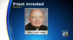 Munhall Priest, 88, Accused Of Sexually Assaulting 10-Year-Old Boy In 2001 [Video]
