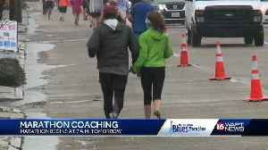Runners ready for Saturday's Mississippi Blues Marathon [Video]