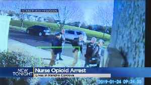 Local Nurse Busted for Drugs [Video]