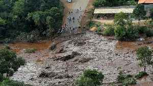 At least seven dead, hundreds missing after Brazil dam collapse [Video]