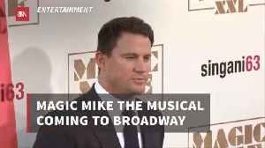 Magic Mike The Musical...Yep [Video]