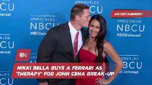 What Do You Buy When You're Getting Over John Cena [Video]