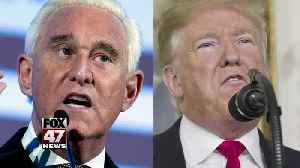 Roger Stone, former Trump campaign official, arrested and charged in Mueller probe [Video]