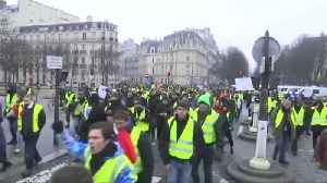 France's 'yellow vest' protests enter 11th week [Video]