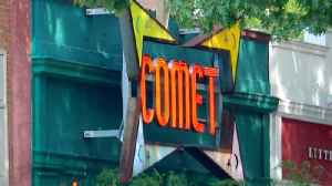 News video: Authorities Investigate Suspected Arson At 'Pizzagate' Restaurant Comet Ping Pong
