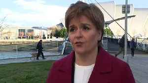 Sturgeon: SNP MPs will vote for Cooper's Brexit amendment [Video]