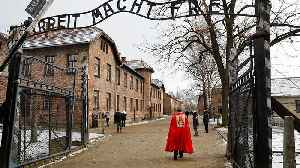 Memorial held at Auschwitz on International Holocaust Remembrance Day [Video]