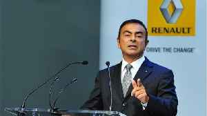 France Warns Against 'Exorbitant' Payoff For Ex-Renault Boss Ghosn [Video]