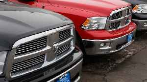 Fiat Chrysler Issues Recall For More Than 182,000 Pickup Trucks [Video]