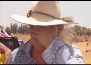 'This Means So Much': Farmer Breaks Down After Receiving Drought Relief [Video]