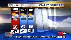 Warm conditions and poor air quality Sunday [Video]