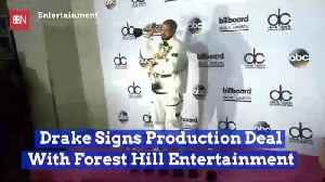 Drake Is Signing New Production Deal With Forest Hill Entertainment [Video]