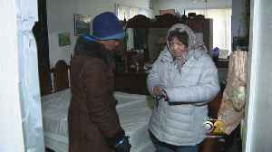 Chatham Woman Refuses To Leave Home With Broken Furnace [Video]
