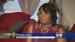 Train Crash Survivor Speaks On Her Mission [Video]