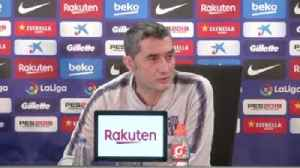 Valverde unhappy with Pep actions [Video]