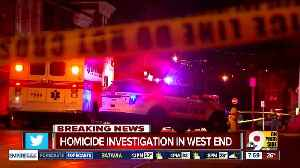 One dead in triple-shooting in the West End overnight [Video]