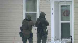 Suspect arrested as hours-long hostage situation in Lackawanna ends [Video]