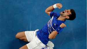 Novak Djokovic Wins 7th Australian Open [Video]
