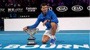 Australian Open Champion Novak Djokovic Now Has 15 Grand Slams [Video]