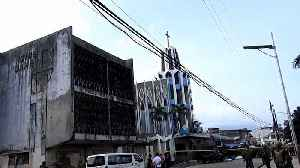 20 Dead in Sunday Church Bombing in Philippines [Video]
