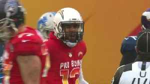 Every Keenan Allen catch from his 95-yard day | 2019 Pro Bowl [Video]