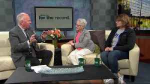 For the Record: Dr. Farrar Edwards and Tricia Denman [Video]