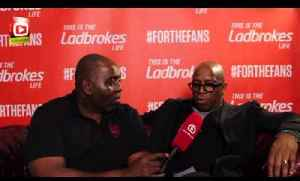 The Ian Wright Interview Pt 2- I Love The North London Derby!!! [Video]