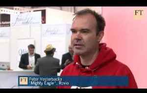 Angry Birds maker hails shift to Mobile - Financial Times [Video]