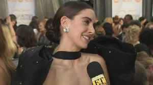 Alison Brie Teases 'Glow' Season 3 and Making Her Directorial Debut (Exclusive) [Video]
