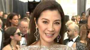 Michelle Yeoh Talks 'Crazy Rich Asians' 2 and 3! (Exclusive) [Video]