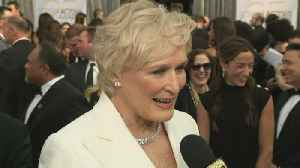 Why Glenn Close Was Initially Intimidated by Michael Douglas While Filming 'Fatal Attraction' (Exclusive) [Video]