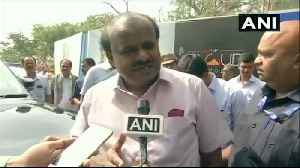 'Congress MLAs crossing the line': HD Kumaraswamy offers to quit as Karnataka CM [Video]