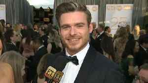 Richard Madden Explains How His Role in 'Bodyguard' Changed His Life (Exclusive) [Video]