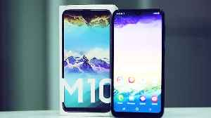 Samsung Galaxy M10, M20: First look at Samsung's new budget smartphone series [Video]