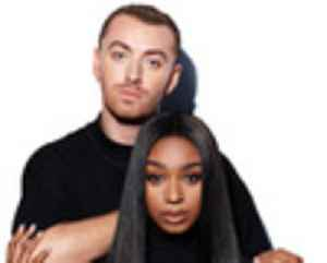 Sam Smith and Normani's