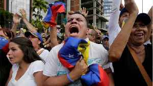 Europe Wants Venezuela To Hold New Elections [Video]