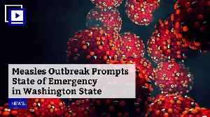 Measles Outbreak Prompts State of Emergency in Washington State [Video]