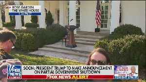 Fox News John Roberts — Big Victory For Dems If Trump Gives In To 3-Week CR [Video]