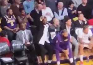 Fans Go Nuts When LeBron James Acknowledges Their Cheers [Video]