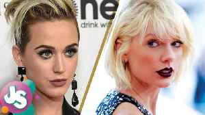 Katy Perry Just STOLE One of Taylor Swift's Squad Members!!  JS [Video]