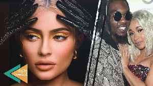 Kylie Jenner Slammed For Plastic Surgery: Offset Worried About Cardi B In Jail | DR [Video]