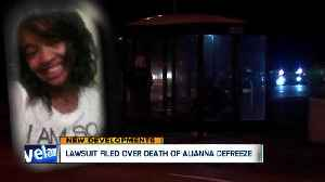 Parents of Alianna DeFreeze file wrongful death lawsuit against CMSD, City of Cleveland [Video]