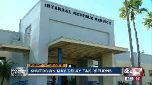 IRS is back open but tax experts say refunds could still be delayed [Video]