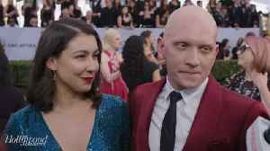 'Barry' Star Anthony Carrigan on SAG Awards Red Carpet 2019 [Video]