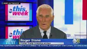 Stone Might Cooperate With Mueller Probe [Video]