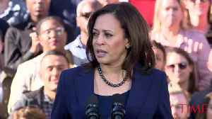 This is Our America.' Kamala Harris Kicked Off Her 2020 Presidential Campaign [Video]