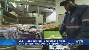 USPS Price Hike Now In Effect [Video]