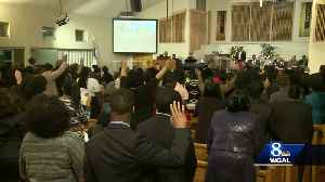 Special MLK Jr. service challenges people to empower others [Video]